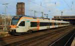 flirt/533286/am-24122016-faehrt-der-flirt-et Am 24.12.2016 fährt der Flirt ET 7.06 der Eurobahn in den Düsseldorfer Hauptbahnhof ein, um als RE 3 (Rhein-Emscher-Express) nach Hamm (Westfalen) zu fahren